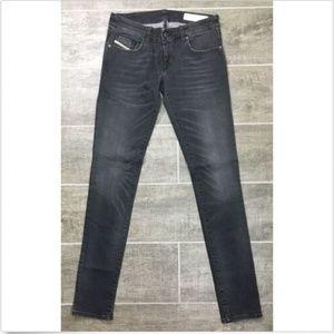 Diesel Grupee Jeans Super Slim Skinny Low Waist